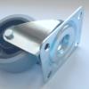 koło obrotowe fi 125 mm